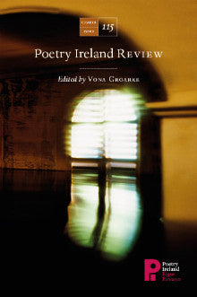 Poetry Ireland Review Issue 115