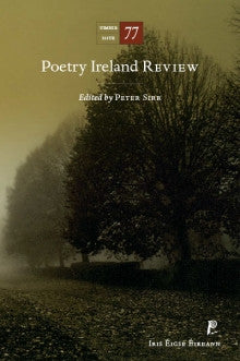 Poetry Ireland Review Issue 77