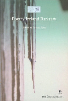 Poetry Ireland Review Issue 78