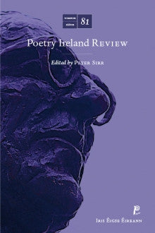Poetry Ireland Review Issue 81