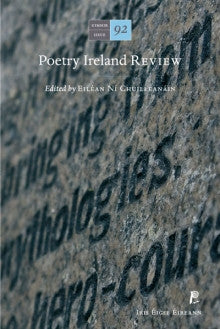 Poetry Ireland Review Issue 92