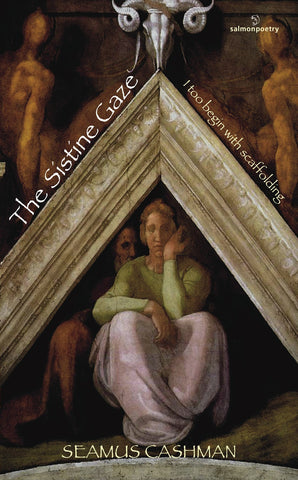 The Sistine Gaze: I too begin with scaffolding