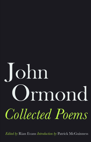 John Ormond: Collected Poems