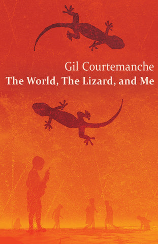 The World, The Lizard, and Me