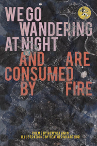 We Go Wandering At Night And Are Consumed By Fire