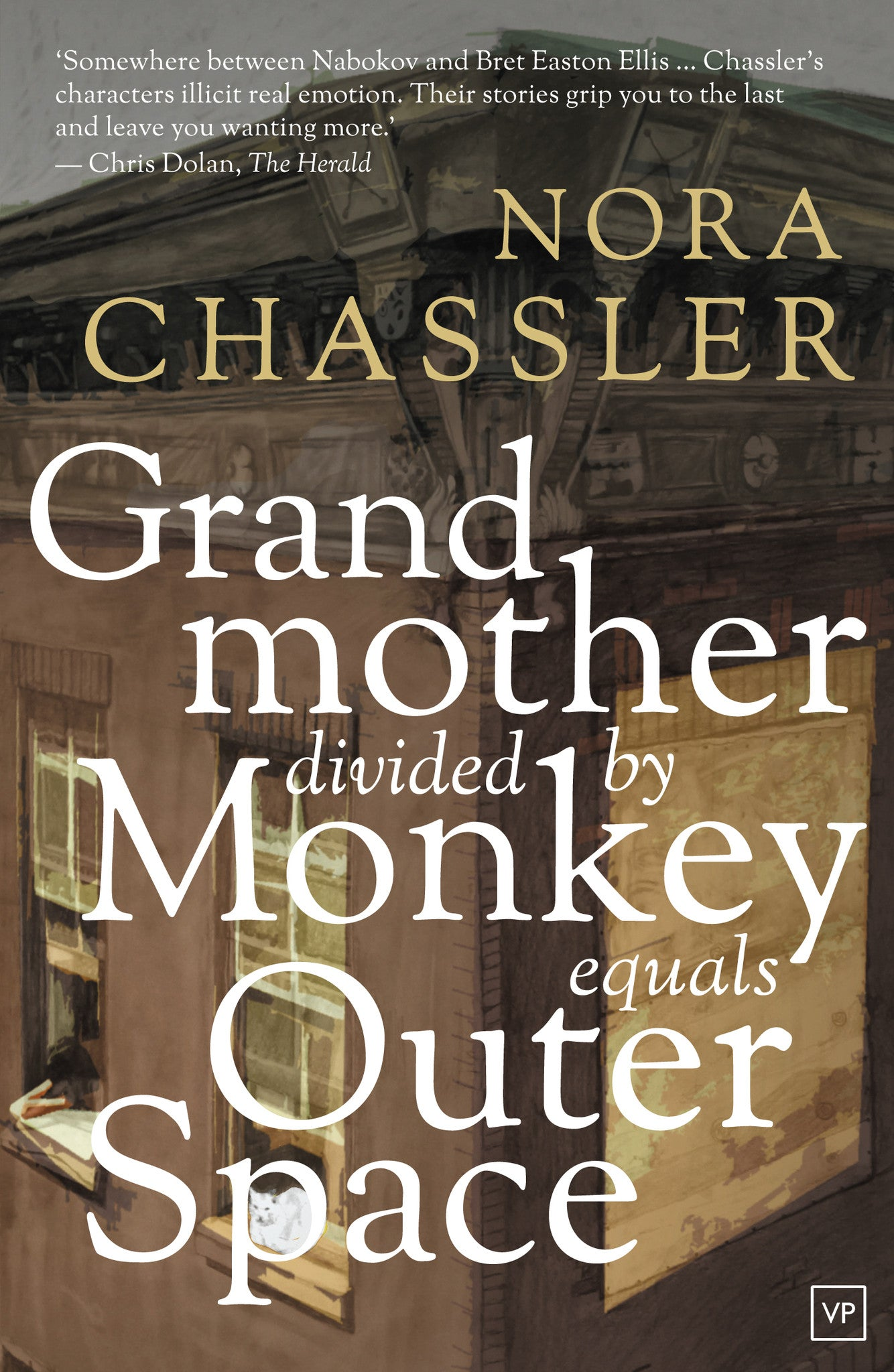 Grandmother Divided by Monkey Equals Outer Space
