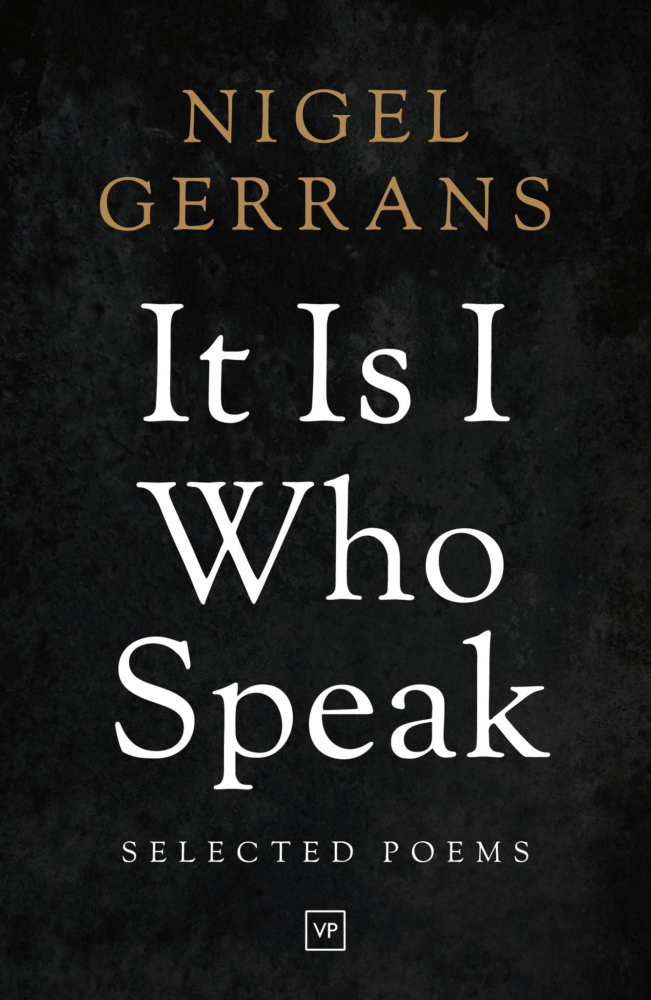 It Is I Who Speak