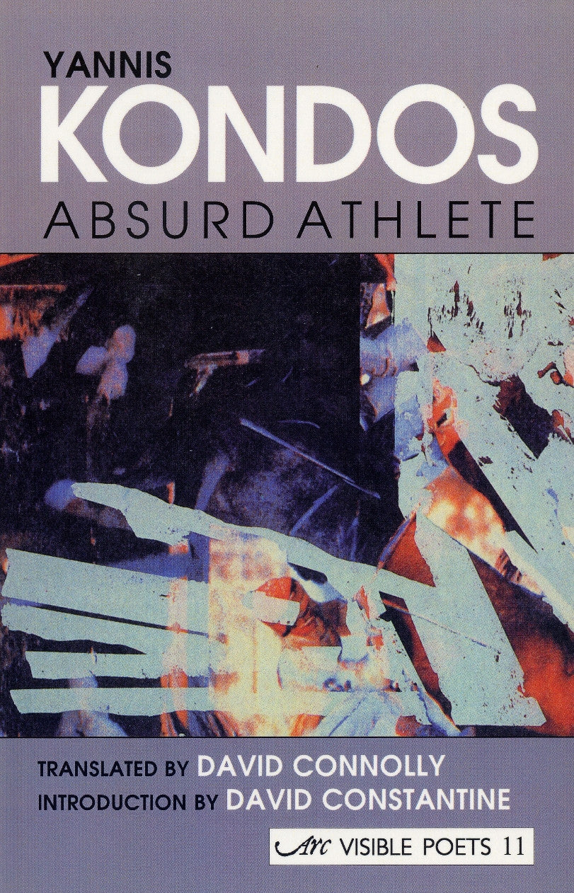 Absurd Athlete: Selected Poems