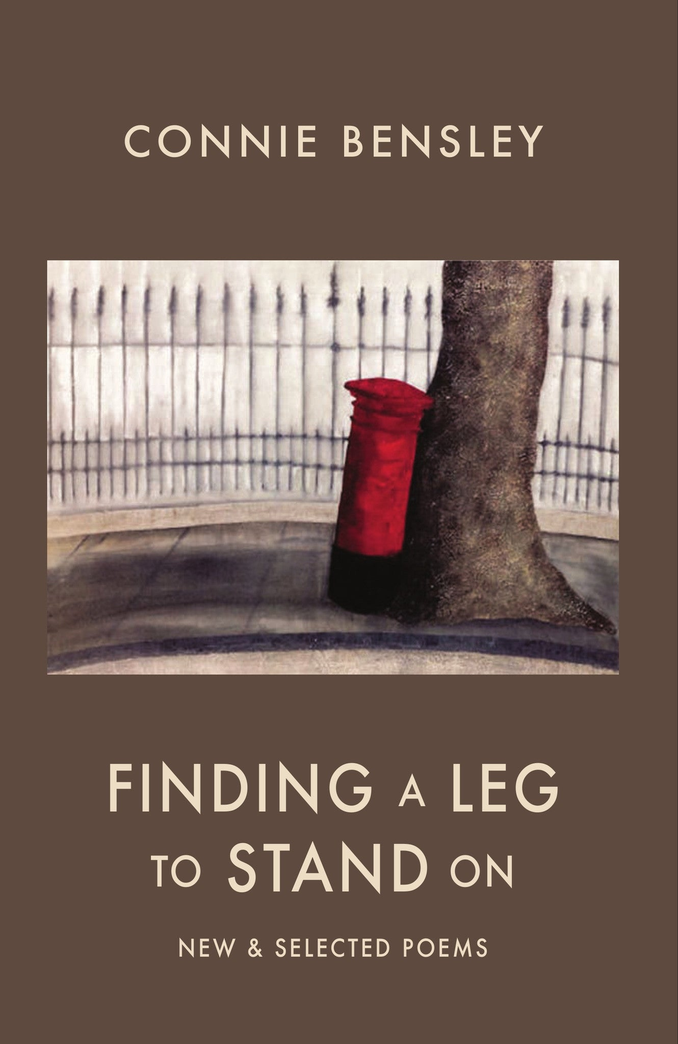 Finding a Leg to Stand On: New & Selected Poems