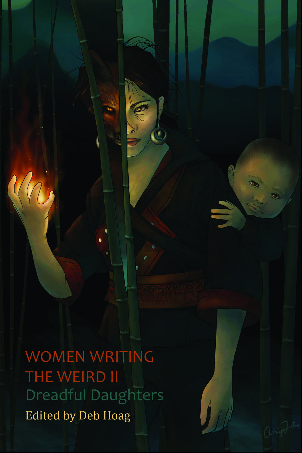 Women Writing the Weird II: Dreadful Daughters