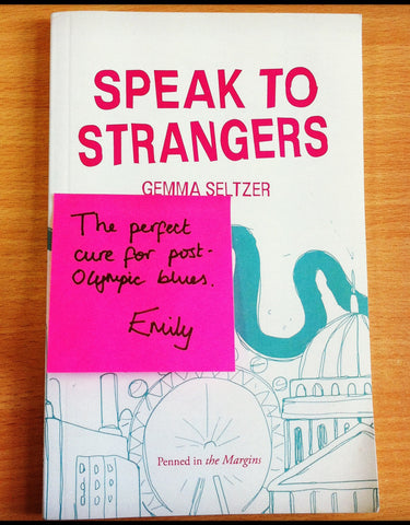 Speak to Strangers