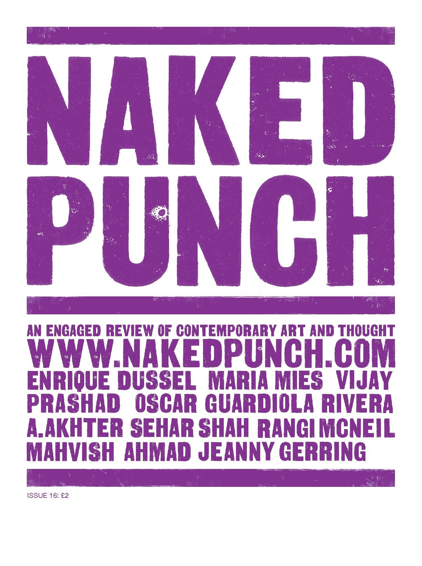 Naked Punch - 16