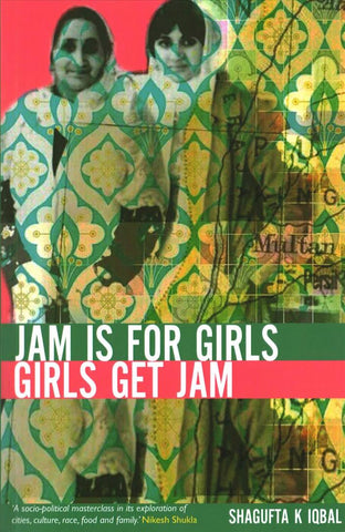 Jam is for Girls, Girls get Jam