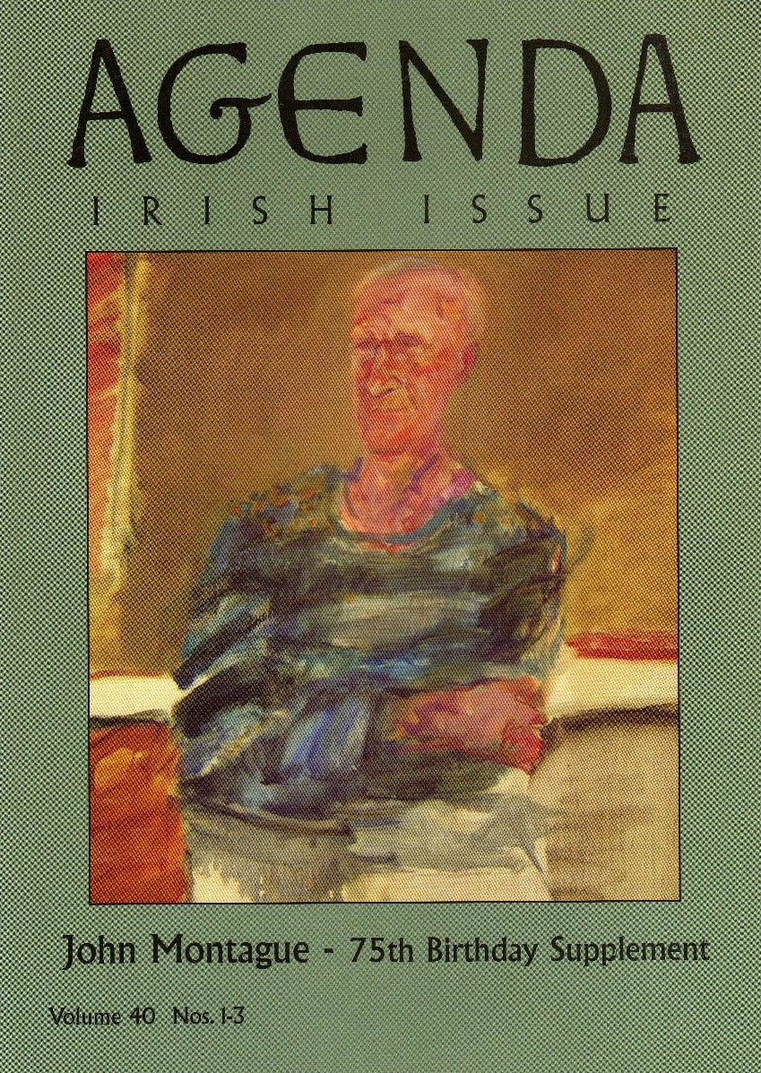 Agenda - Irish Issue
