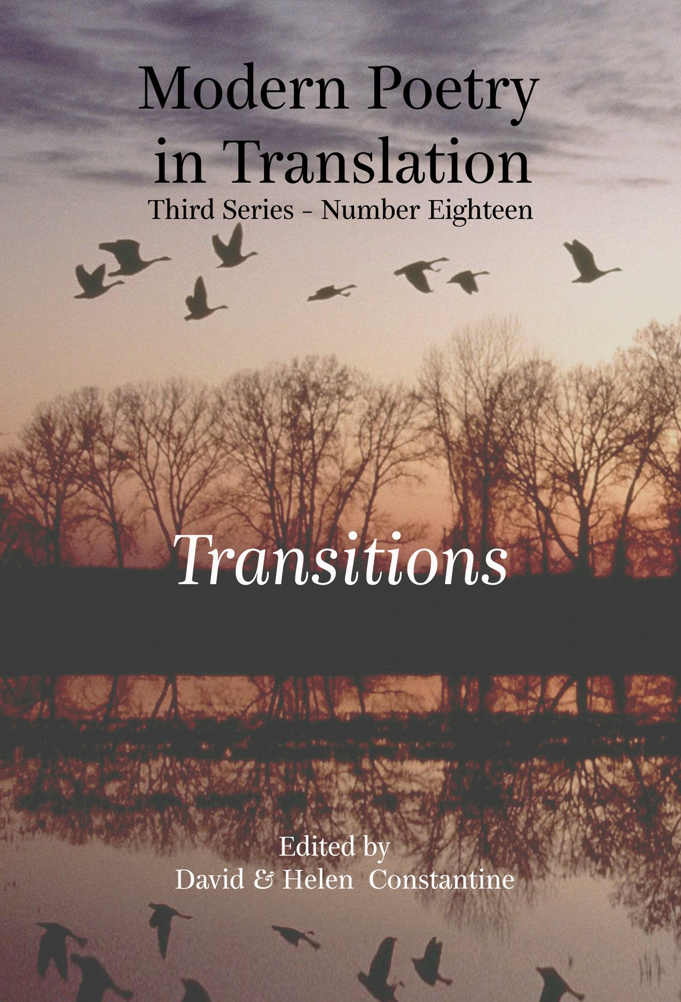 Modern Poetry in Translation (Series 3 No.18) Transitions