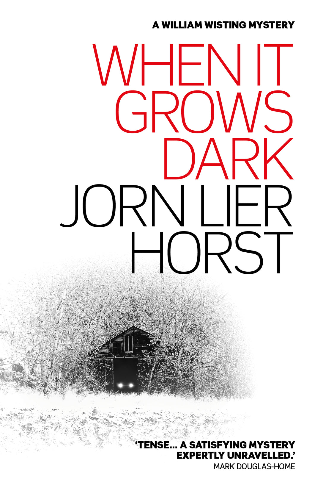 When it Grows Dark