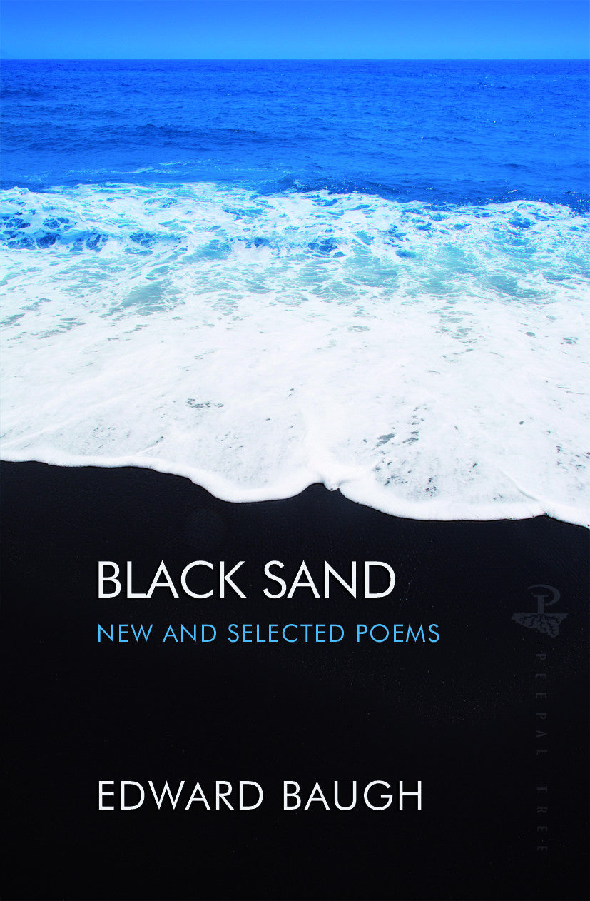 Black Sand: New & Selected Poems