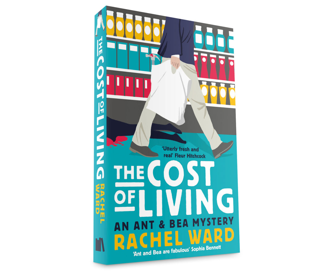 The Cost of Living (An Ant & Bea Mystery) #1