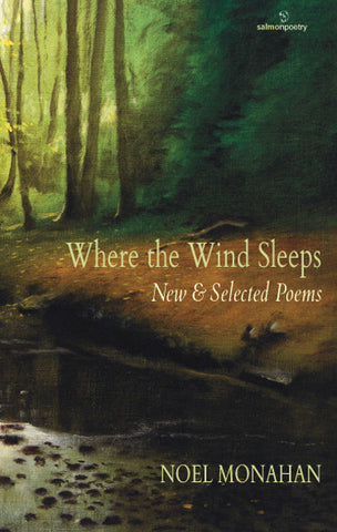 Where the Wind Sleeps: New & Selected Poems