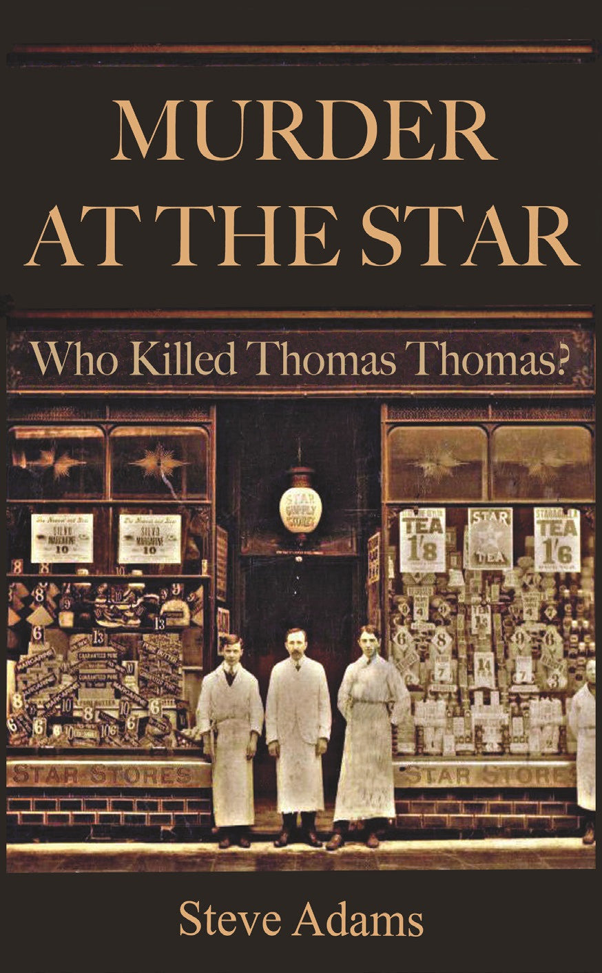Murder at the Star