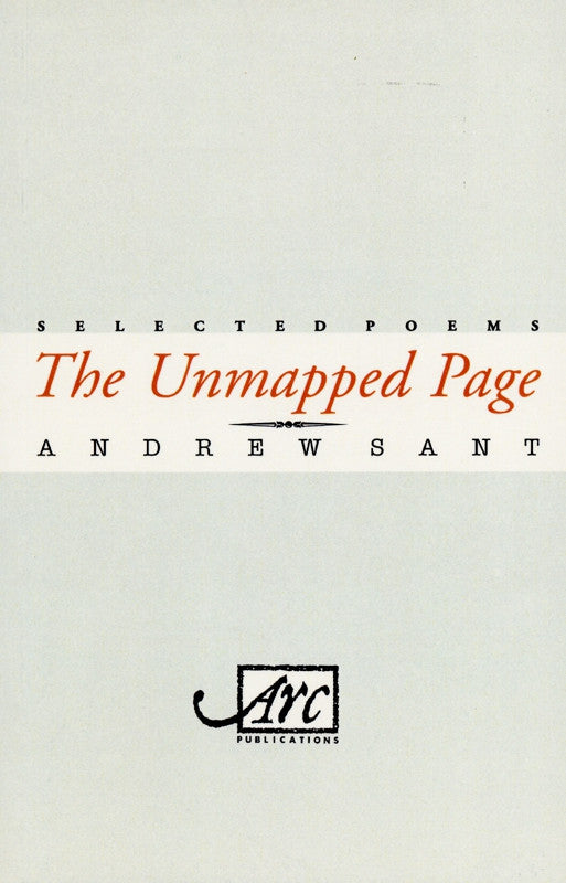 The Unmapped Page: Selected Poems