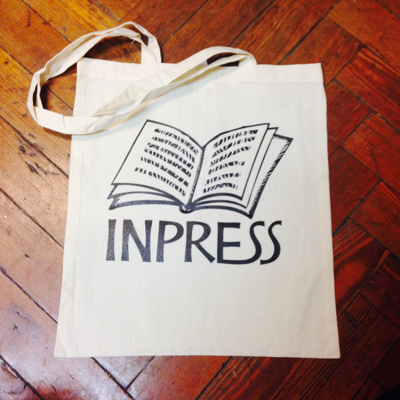 Inpress Book Bag