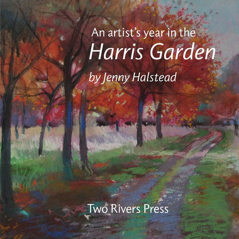 An Artist's Year in the Harris Garden