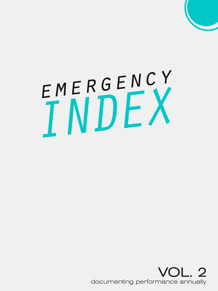 Emergency Index Vol. 2