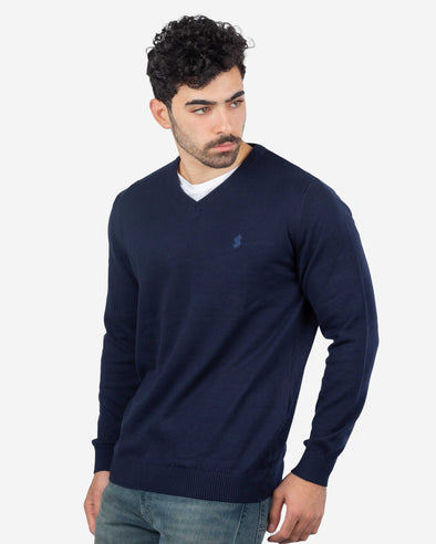 Light V-Neck Sweater