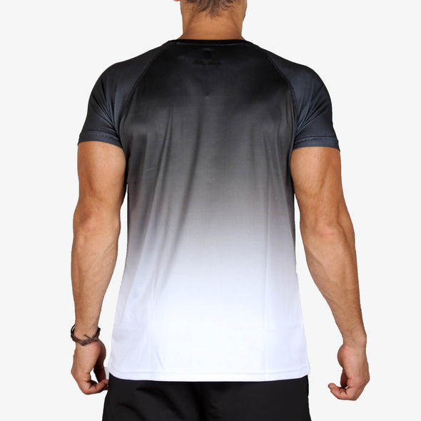 T13 Wide Neck Fade Hi-Dri Tee