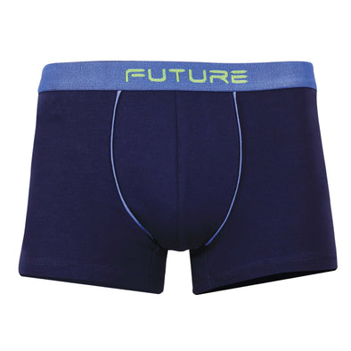 Cotton Rich Boxer Briefs - Future