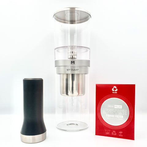 My Dutch Cold Drip 550B (Air Tight Container & Tamper)