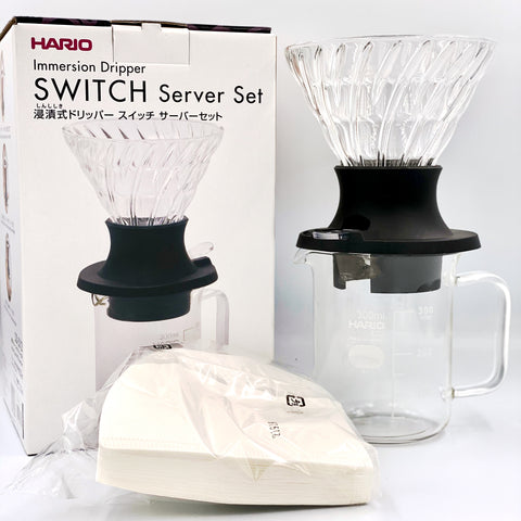 Hario Immersion Dripper Set