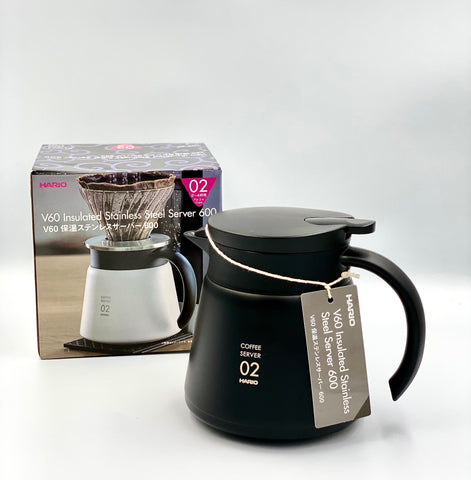 Hario V60 Insulated Stainless Steel Server