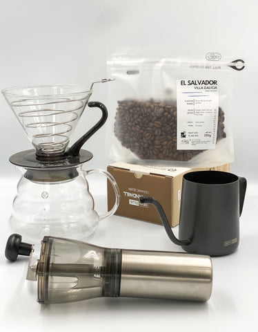 Completed Set Pour over Coffee Bundle