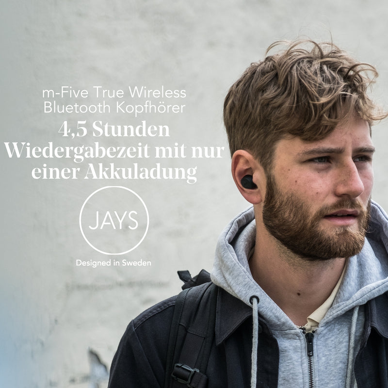 m-Five True Wireless
