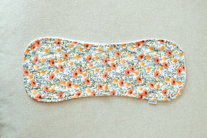 Burp Cloth - Poppy