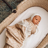 Cove Fringe Swaddle