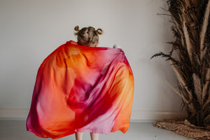 Autumn Play Silk