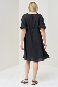 Organic linen dress Madre