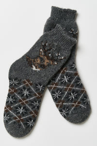 Deers wool socks