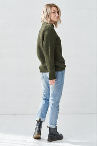 Wool sweater Alexander