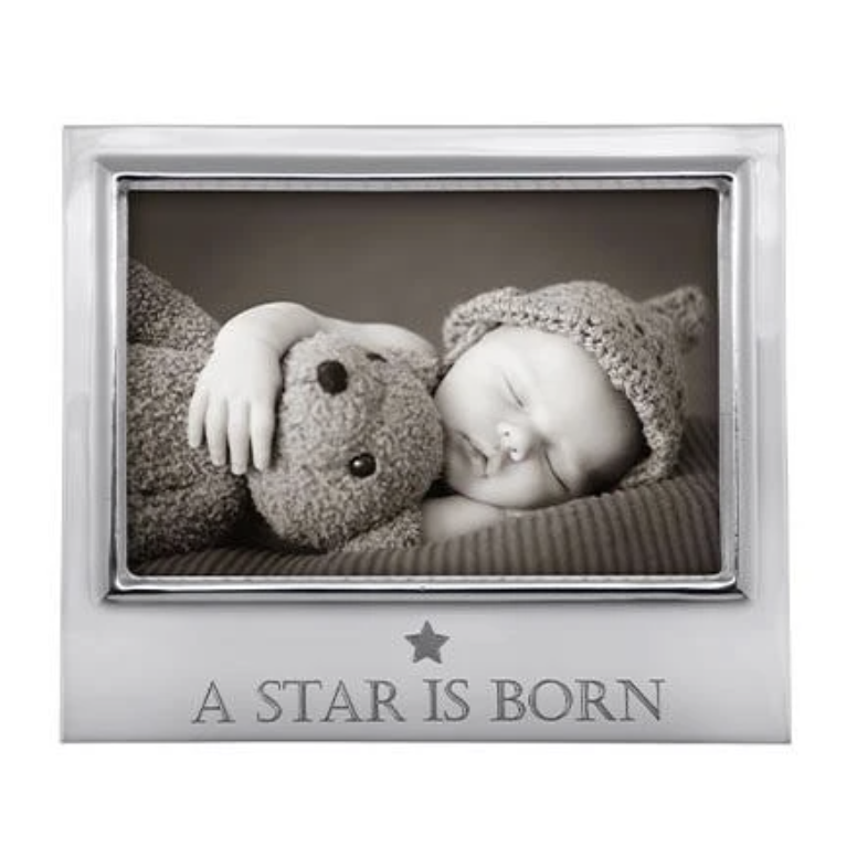 A Star is Born 4x6 Frame