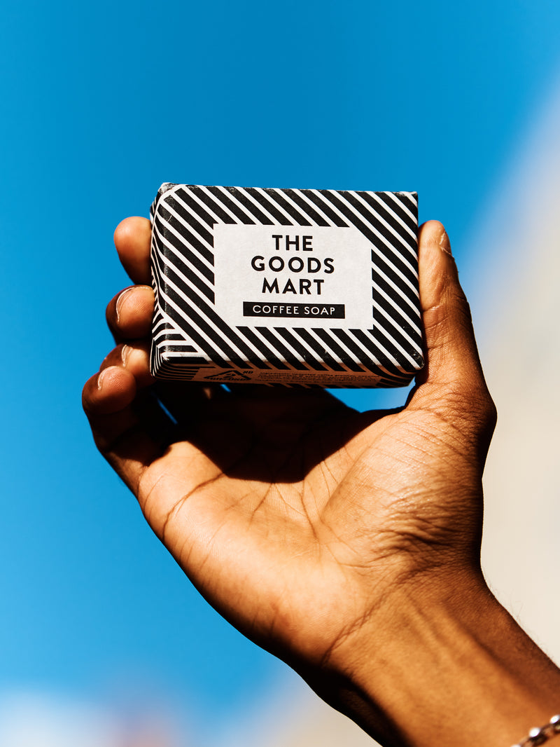 The Goods Coffee Soap