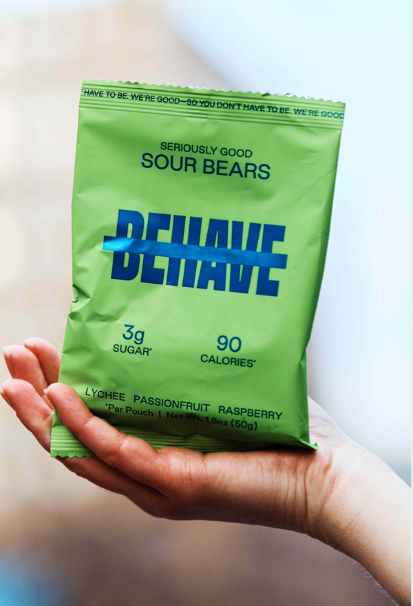 BEHAVE - SOUR BEARS!