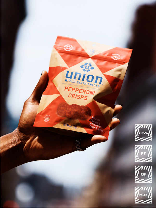 UNION PEPPERONI CRISPS
