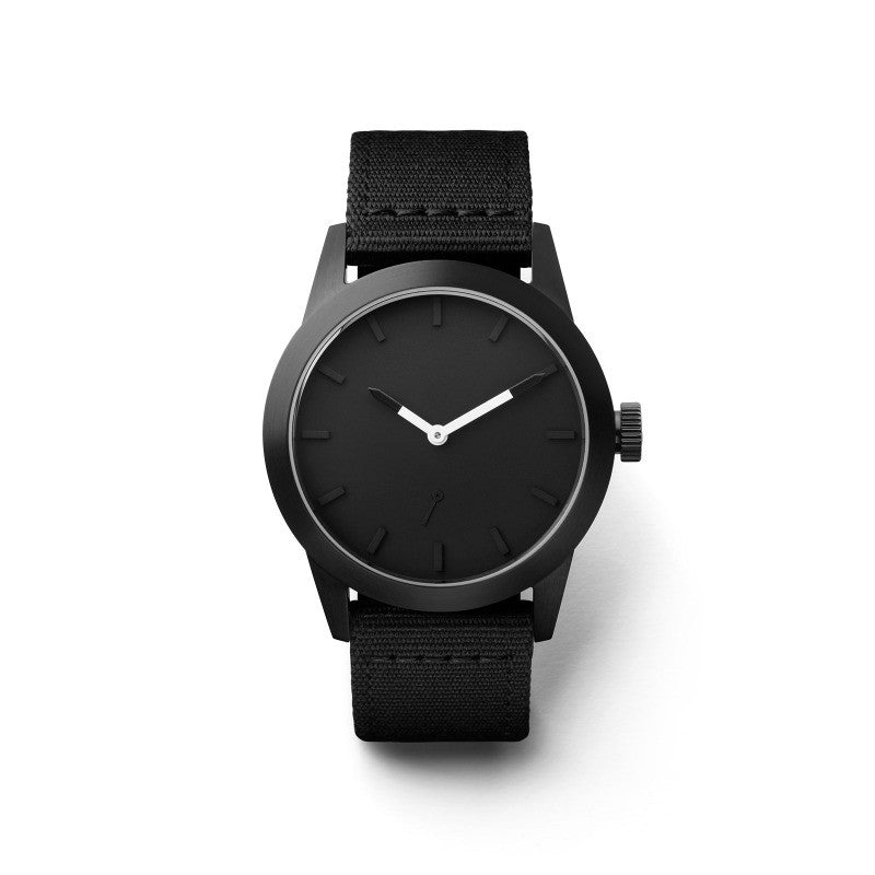 Triwa Watch Spira Stampd Black