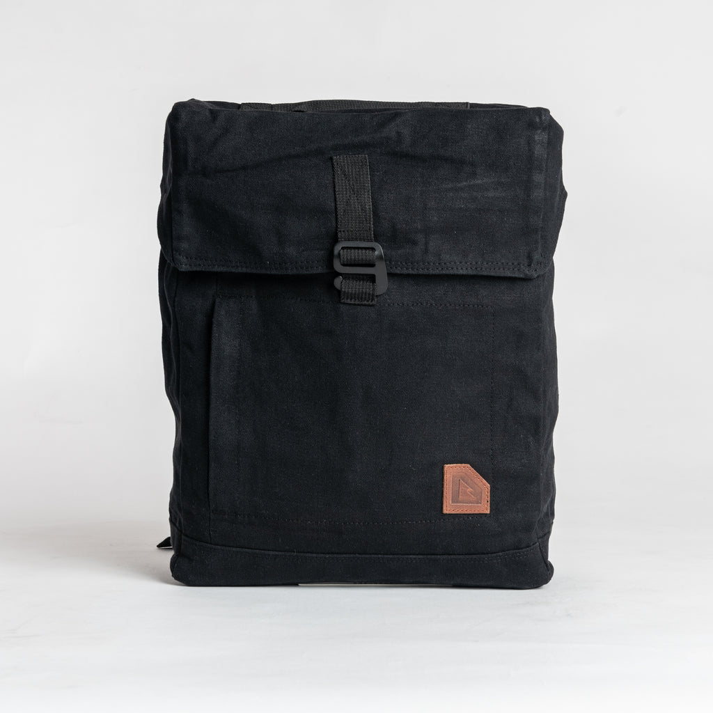 Arniko Backpack Light Black