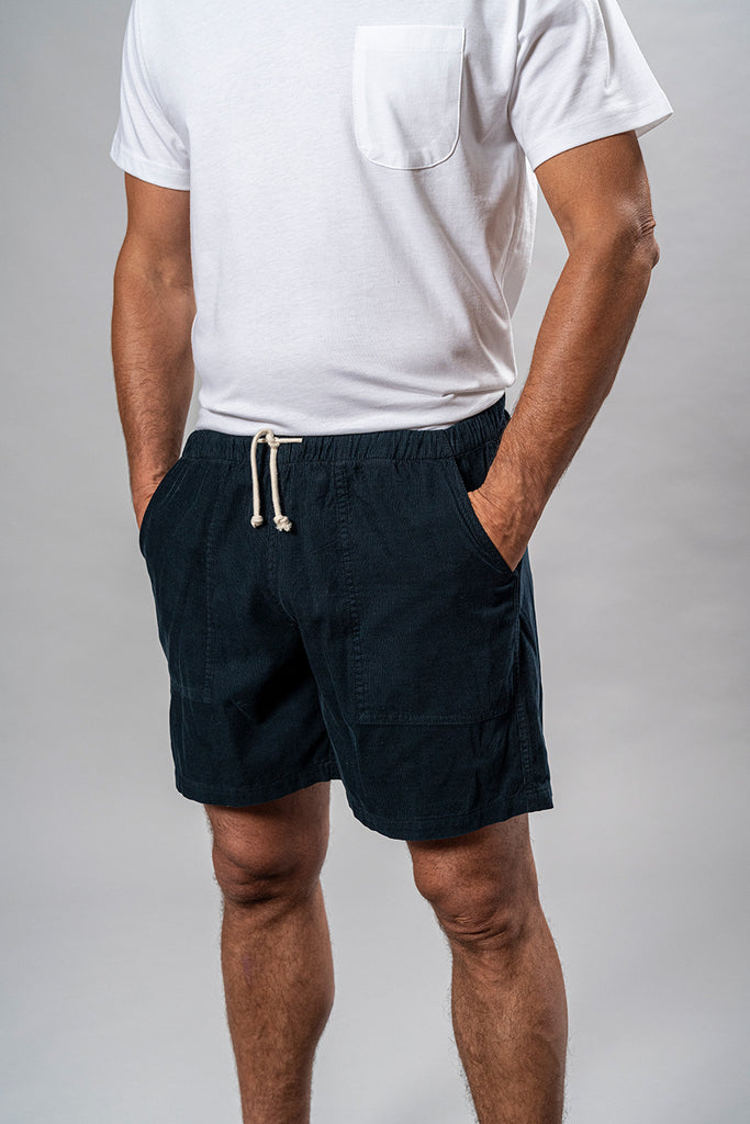 La Paz Shorts Formigal Navy