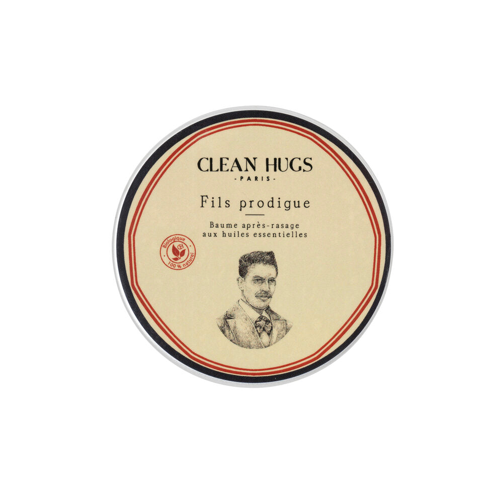 Clean Hugs After-Shave Balm Fils Prodigue